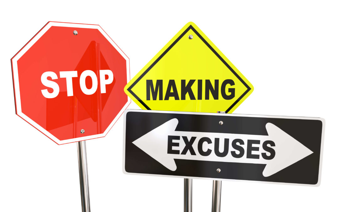 10 Excuses We Hear For Not Following Up & Why It's Time To Ditch All 10